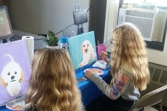 San Diego Humane Society: Paint Your Pet (Kids)