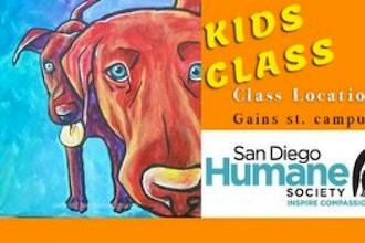 PopART Pets - Kids Class