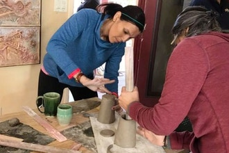 Friday Date Night Pottery Class for Two