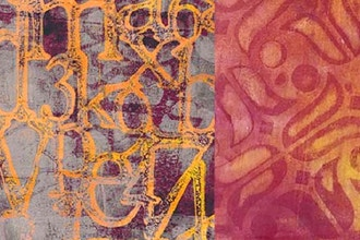 Gelli Plate Printmaking Workshop