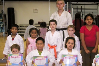 Tae Kwon Do: 7-12 years old