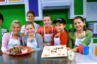 Camp Can-I-Cook: At Home with YCA: Farm‐to‐Table