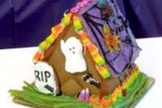 Haunted Halloween Gingerbread Workshop