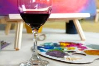 Art and Wine Nights