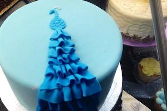 Cake Decorating 102: Fondant/Stacked Cake