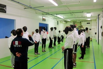 Fencing for Adult Beginners