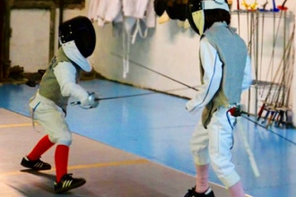 Fencing for Junior Beginners Ages 10-17