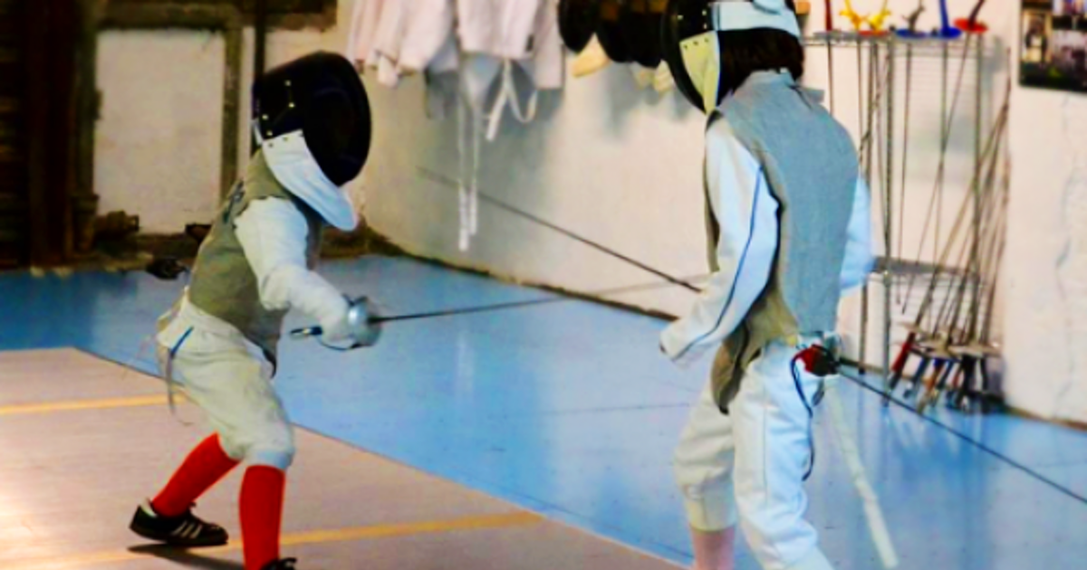 Fencing for Junior Beginners Ages 10-17 - Kids Fencing Classes New York | CourseHorse - Brooklyn ...