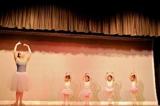 Pre-Ballet 1,2 (ages 3-4)