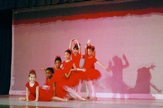 Pre-Ballet 2 (age 4)