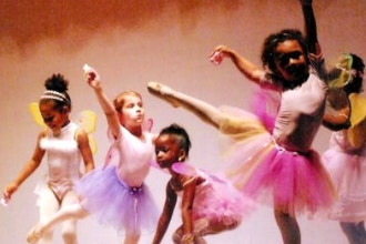 Pre-Ballet 1 (age 3)