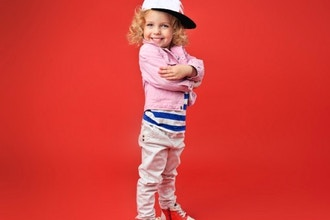 Hip Hop Little Bitty (Ages 3 to 8)