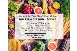 Soulful & Seasonal Pop-Up