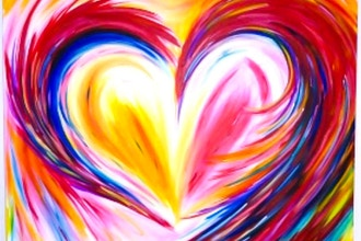 Cheerful Heart - BYOB Painting Classes Chicago   CourseHorse