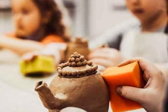 Kids Pottery Workshop