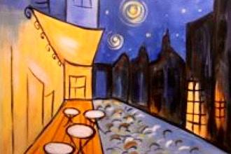Van Gogh: Cafe Terrace