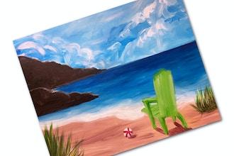 Paint + Sip: Summertime