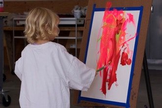 Youth Fine Arts: Beginner to Intermediate (Ages 4-12)
