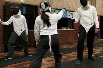 Lincoln Square Fencing Photo