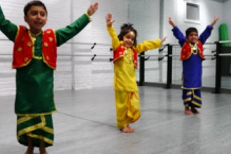 Bhangra for Toddlers