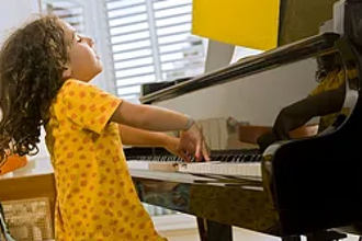 Piano Initiation (Ages 3-5)