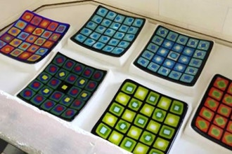Project Plate Making: Dancing Squares