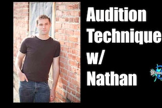 Online Audition Class with Nathan Armstrong