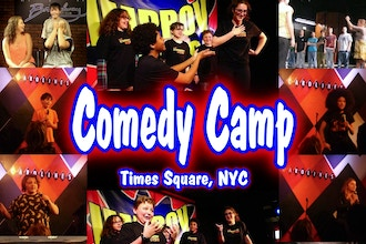 Comedy Camp 4 Kids & Teens