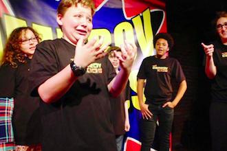 Long Island Comedy for Teens