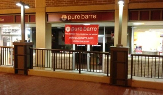 Pure Barre DC Capitol Hill