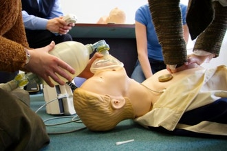 ECSI CPR and AED (Adults & Children)