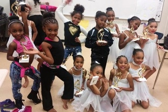 Hip Hop (Ages 4-8)