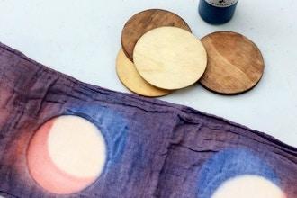 Bengala & Indigo Itajime-shibori Dyeing Workshop