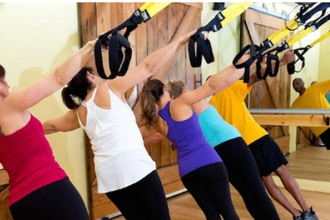 TRX Stretch & Strengthen Express