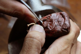 Wax Carving for Cast Jewelry: All Levels