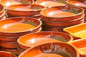 Pottery Workshop: Plate It