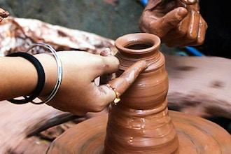 Pottery Wheel: Beginner/Intermediate