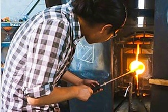 Glassblowing 2B