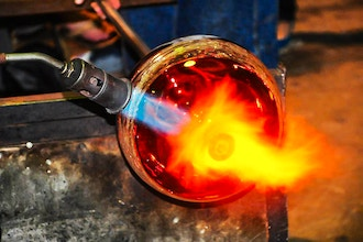 Glassblowing 1B