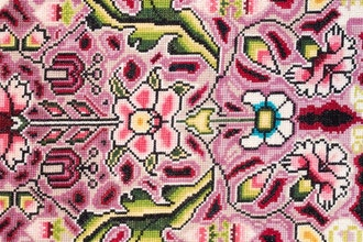 Comprehensive Studies Program: Counted Embroidery