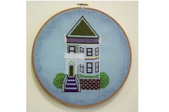 Introduction to Embroidery: Building Contemporary