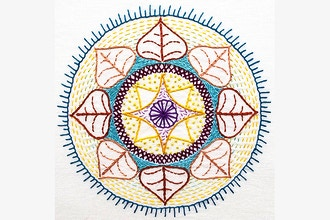 Contemporary Mandala Workshop