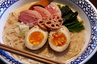 Become a Japanese Chef: Homemade Ramen from Scratch!