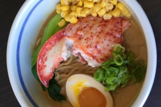 Valentine's Day special workshop - Lobster Ramen!