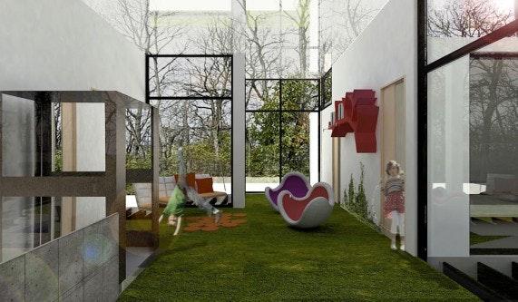 School: New York School Of Interior Design