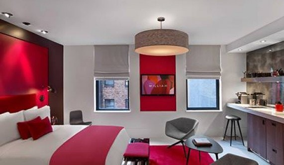 Transform An Existing Space With Color. At New York School Of Interior  Design ...