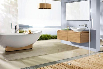 Residential Bathroom Design Planning and Layout