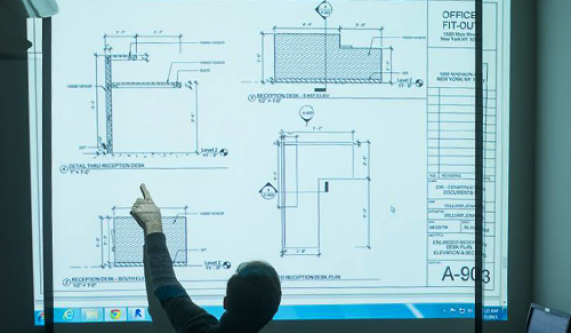 Interior design blueprints Industrial Technical Drawing Ii Construction Drawing Fundamentals Coursehorse New York School Of Interior Design Drawing
