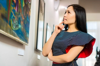 Designer Tour of the Chelsea Art Galleries