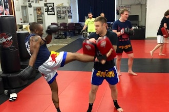 Beginner Muay Thai